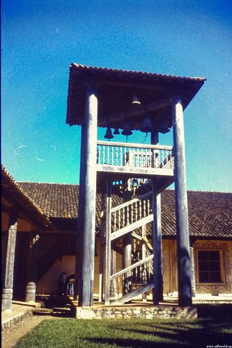 San Javier Belfry