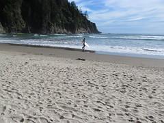 06-28-13 Oregon 471 Oswald West SP Short Sand Beach Smuggler's Cove (Chicagoan in Ohio) Tags: oregoncoast oswaldweststatepark smugglerscove shortsandbeach shortsandbeachtrial