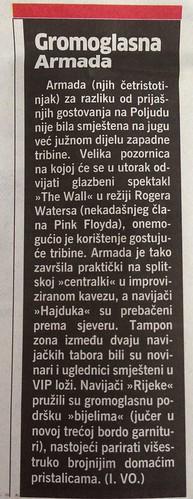 Gromoglasna Armada (Novi List, 22.07.2013)