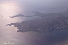 """... un po' di Grecia ... """"al volo"""" (Plebejus argus) Tags: volo grecia acropolis fotoaerea atene partenone sitoarcheologico"""