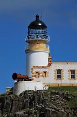 Neist Point Lighthouse - Isle of Skye (mpw1421) Tags: lighthouse scotland nikon isleofskye glendale horn d60 neistpoint