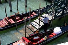 Venice (LauraBozzo) Tags: venice italy water canal nikon gondola nikkor nikkor18105