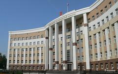 Новое здание Арбитражного суда