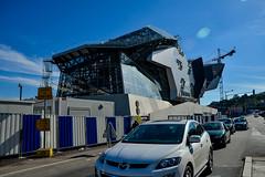 Muse des Confluences Lyon (smazoyer) Tags: street city urban architecture buildings lyon rhne rue ville confluence urbain urbanisme immeubles musedesconfluences
