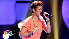 Tessanne Chin Sings Try On THE VOICE  Season 5 Blind Audition Video (HOLLYWOOD JUNKET) Tags: season tv video blind song 5 voice cover reality try chin audition tessanne nbcthevoice