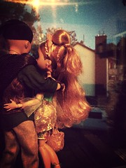 Hunter And Ashlynn in Love (SamKannibal) Tags: fashion monster high doll after hunter ever 2014 ashlynn mammothfilter