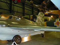 """Messerschmitt Me 163B (4) • <a style=""""font-size:0.8em;"""" href=""""http://www.flickr.com/photos/81723459@N04/10286067983/"""" target=""""_blank"""">View on Flickr</a>"""