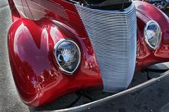 Hot Rod Heart (skipmoore) Tags: show classic car explore hotrod grille pacificgrove cherrysjubilee
