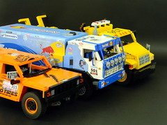 my trucks (LegoMarat) Tags: