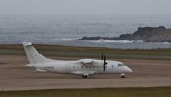 Dornier 328 G-BYHG  IMG_0669 (Ronnierob) Tags: shetland scarfs sumburgh dornier328 gbyhg laaward