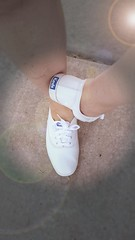 Untitled photo [A2F949C7-3C0C-4C75-8807-EB65C589126E] (Forever Gracie) Tags: woman fashion photography model shoes style sneakers kicks keds