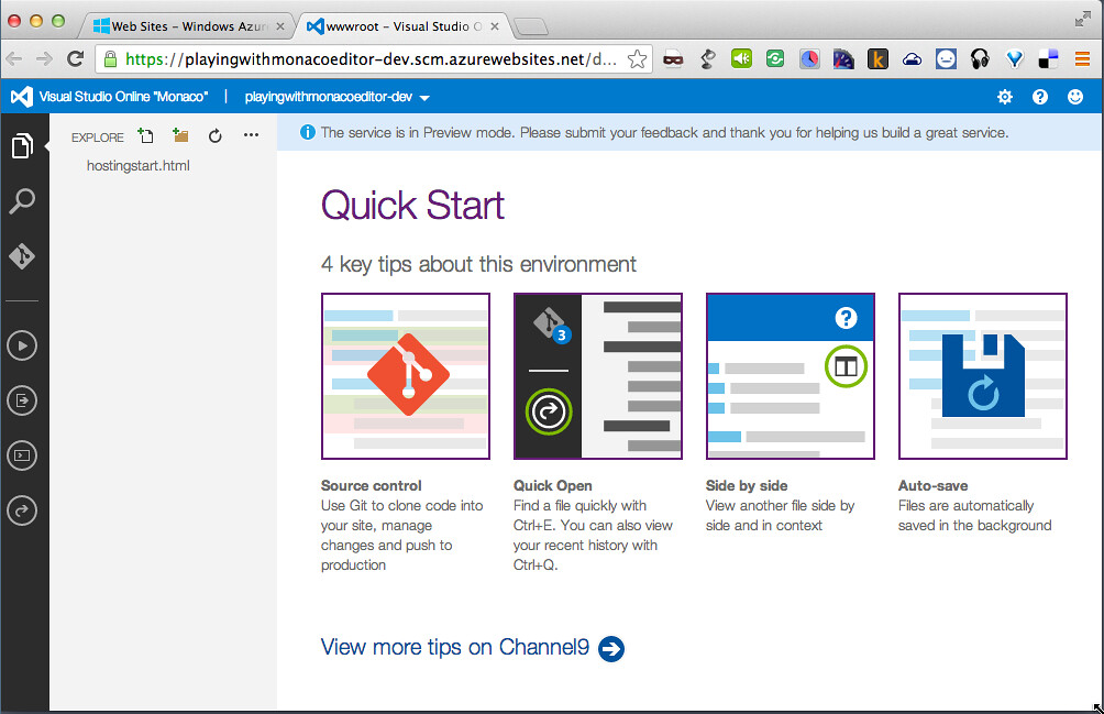 Jon Galloway - A look at the new Visual Studio Online