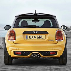New MINI (iBSSR who loves comments on his images) Tags: world new mini premiere f56 2014 2015