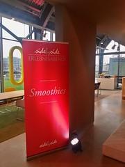 "#mobile #Smoothie #Bar #Catering in der #Design Post #Köln #Schulung für #Gesunde #Ernährung • <a style=""font-size:0.8em;"" href=""http://www.flickr.com/photos/69233503@N08/10991323746/"" target=""_blank"">View on Flickr</a>"