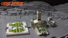 Hydroponics (Rogue Bantha) Tags: lego tranquility legospace buildingthefuture