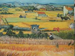 La pianura della Crau - V.Van Gogh