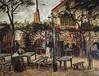 Vincent van Gogh - Terrace of a Cafe on Montmartre (La Guiguette), 1886 at Musee d'Orsay Paris France (mbell1975) Tags: paris france art dutch museum painting la cafe gallery îledefrance museu terrace fine vincent arts montmartre musée musee m impressionism museo van gogh impression 1886 impressionist galleria muzeum dorsay beauxarts müze museumuseum guiguette