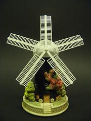 Holgate Windmill Lilliput Lane Miniature Model.