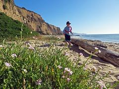 Point Reyes - Bike Camping (benjaminfish) Tags: california camping camp bike point coast december marin reyes 2013