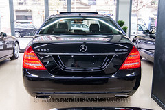 Mercedes S 350 BT Largo - Negro