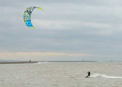 DSCN4409 (Keith Grafton) Tags: sea jan kitesurfing causeway 2014 rampside roaisland