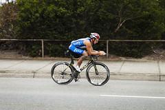 SuperSprint Gatorade Triathlon Race 2 - St Kilda (Bacoon) Tags: bike bicycle tattoo cycling australia melbourne felt victoria tri triathlon stkilda gatorade legtattoo sram supersprint bikeleg stkildaboulevard mptu