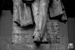 Brera (andrea.prave) Tags: city italien blackandwhite bw italy sculpture milan blancoynegro statue monocromo italia noiretblanc milano skulptur bn escultura museo triennale estatua pretoebranco italie biancoenero esttua brera scultura monocrome  heykel  mailand     zwartenwit metropoli      comunedimilano  bigcitylife           pravettoni schwarzundweis  cittdimilano   andreapravettoni andreaprave