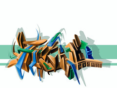 tikijay letters 2014 (wheres tiki-jay?) Tags: las vegas stencils photoshop one graffiti jay letters sketchbook cant nv crew writers posters be pro wai tiki cbs stopped 2014 illustrators