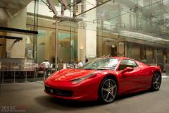 F1 (Jesse See - My World of Cars) Tags: spider italia ferrari 458 ferrari458 458spider