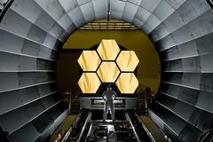 nasa beryllium marshallspaceflightcenter ameswebbspacetelescope mirrorsegements