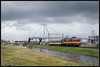 13-02-2014, Haarlem Spaarnwoude, EETC 1254 + ICR (Koen langs de baan) Tags: