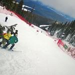 Teck U16 Provincials at Purden Ski Village, Prince George Ski Club PHOTO CREDIT: Keven Dubinsky