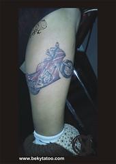 Bekytatoo, tatuaje Bacau (war_vlad) Tags: tattoo tatoo tatu tatto tato tatuaje tattoostudio tatuaj motorcycletattoo salontatuaje salontatuajebacau