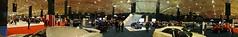 Cleveland Auto Show 2014 Panoramic (Nicholas Eckhart) Tags: auto show ohio usa car america us big cleveland autoshow massive huge oh carshow clevelandautoshow