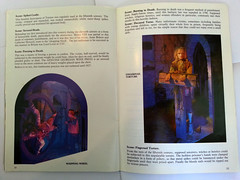 Page22-23 (marthasadie) Tags: museum weird guide waxmuseum waxwork chamberofhorrors
