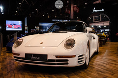 Porsche 959 (SupercarsMn) Tags: porsche 959 porsche959 turbos paris france stuttgart zuffenhausen retromobile salonretromobile
