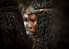 Borana tribe virgin girl during the Gada system ceremony, Oromia, Yabelo, Ethiopia (Eric Lafforgue) Tags: africa african africanculture anthropology beautifulpeople boran borana borena celebration colourpicture culturalheritage curly eastafrica ethiopia ethiopia0317378 female females festival gaada gada gadasystem gadaa girls hair hairstyle headshot horizontal hornofafrica maidens oneperson oromia oromiya oromo oromya outdoors teenagers traditional traditionalculture tribalculture tribe unesco virgins yabello yabelo youngwomen et