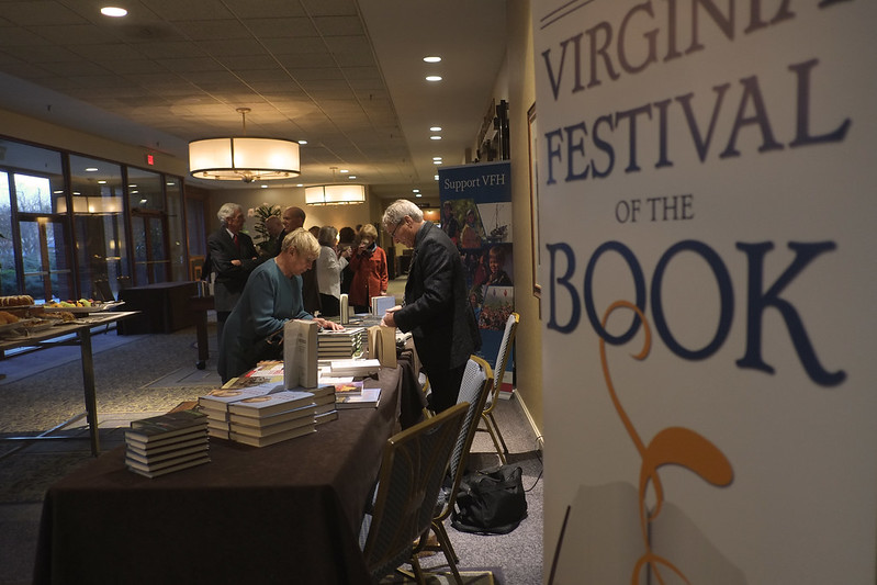 Virginia Festival of the Book 2017