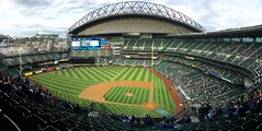 Oakland A's vs Seattle Mariners (codytravelphotos) Tags: safeco seattle mariners safecofield