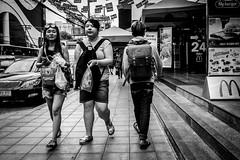 Bangkok 2016 (Johnragai-Moment Catcher) Tags: people photography street streetmoment streetlife streetphotography momentcatcher monocrome blackwhite blackandwhite johnragai johnragaiphotos johnragaistreet johnragaibw bangkok bangkokstreet