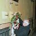 Bagdy Gábor főpolgármester-helyettes, a Kereszténydemokrata Néppárt fővárosi elnöke a kommunizmus áldozatai emléknapja alkalmából tartott megemlékezésen koszorút helyez el a Gyorskocsi utcai emléktáblánál