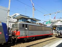 BB 25595 Multiservices (ChristopherSNCF56) Tags: bb 25595 multiservices sncf trains train 25500 rrr ter bretagne gare de rennes