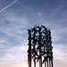 Skulptur Vogelflug Cuxhaven