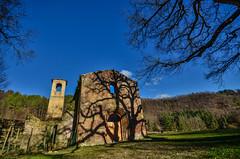 Abbazia di S. Salvatore in Summano (Skiwalker79) Tags: sansalvatoreinsummano sarsina montalto abbazia italia italy trekking chiesa church