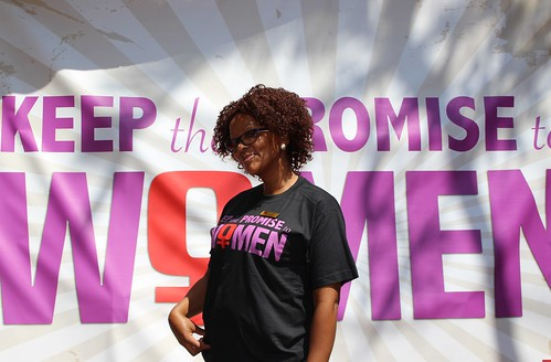 International Women's Day: Durban, South Africa