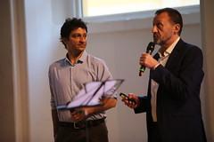 EOS_8480 Annibale d'Elia e Renato Galliano (Fondazione Giannino Bassetti) Tags: milano progetto comunedimilano maifattura politica culutra neu