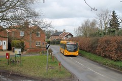 Sanders 502 1125hrs Norwich to Stalham 080317