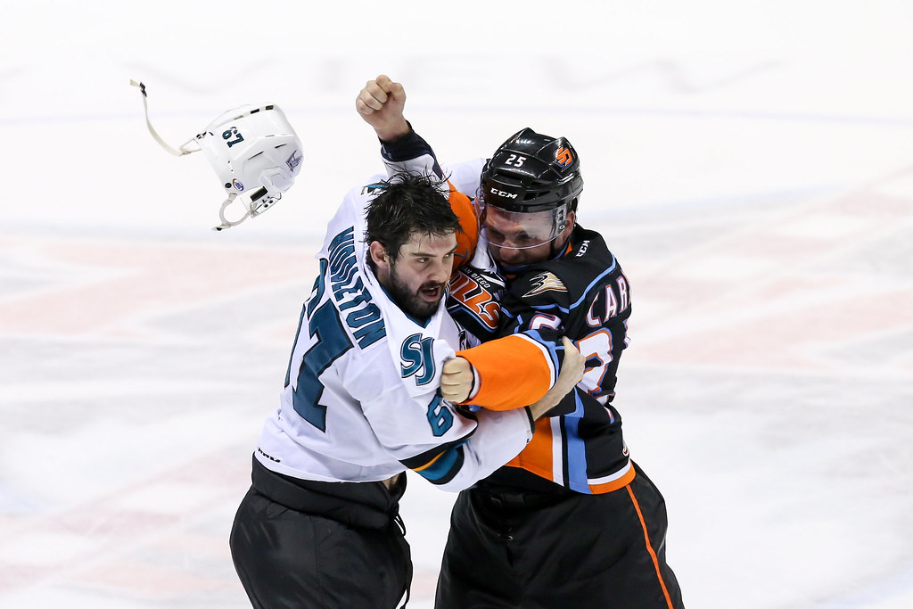 San Diego Gulls Vs. San Jose Barracuda 3.22.17