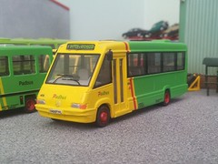 By StarRider to Shipton (quicksilver coaches) Tags: mercedes 811d optare starrider padbus paragon 176 oo resinkit model code3