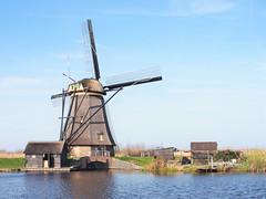 Windmill (locusmeus) Tags: 365 spring windmill kinderdijk netherlands holland dutch